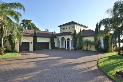 Ormond Beach Single Family Home For Sale: 43 Crystal Circle