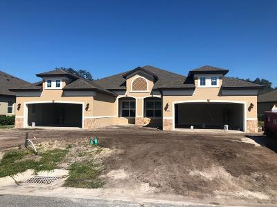 Volusia County Attached For Sale: 3209 Bailey Ann Drive