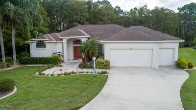 Volusia County Single Family Home For Sale: 6264 St Thomas Court