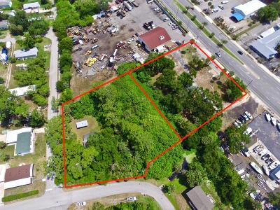 Volusia County Residential Lots & Land For Sale: S Dubois Avenue