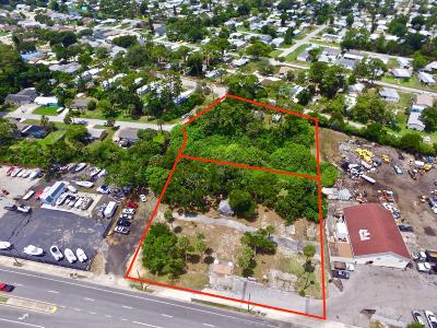Volusia County Residential Lots & Land For Sale: 5490 S Ridgewood Avenue