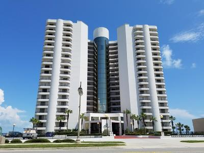 Daytona Beach Shores Condo/Townhouse For Sale: 3757 S Atlantic Avenue #105