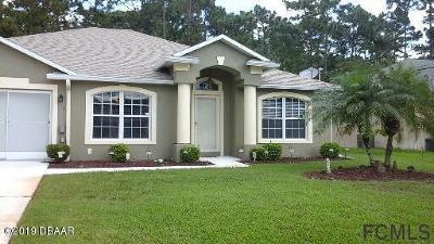 Palm Coast Single Family Home For Sale: 7 Eastmoor Lane