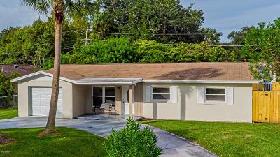 South Daytona Single Family Home For Sale: 1800 Western Road