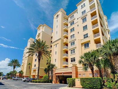 New Smyrna Beach Condo/Townhouse For Sale: 261 Minorca Beach Way #905