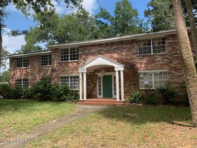 Volusia County Single Family Home For Sale: 857 Quail Run