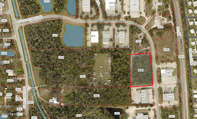 Volusia County Residential Lots & Land For Sale: 4460 Eastport Park Way