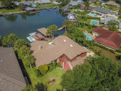 New Smyrna Beach Single Family Home For Sale: 413 Quay Assisi