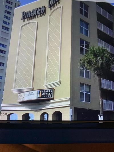 Daytona Beach Shores Condo/Townhouse For Sale: 3501 S Atlantic Avenue #4020