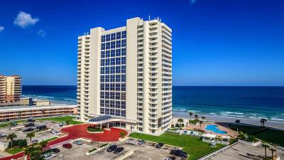 Daytona Beach Shores Condo/Townhouse For Sale: 2545 S Atlantic Avenue #208
