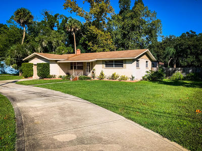 Volusia County Single Family Home For Sale: 761 Arroyo Parkway