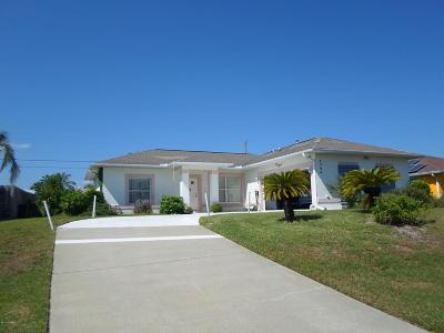 New Smyrna Beach Single Family Home For Sale: 4504 Katy Drive