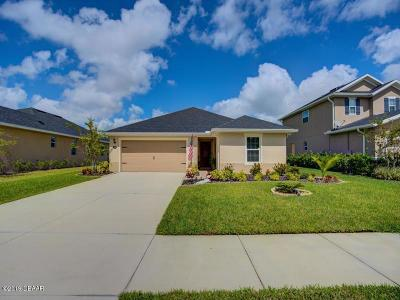 Volusia County Single Family Home For Sale: 128 Pergola Place