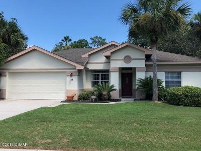 Palm Coast Single Family Home For Sale: 10 Montauk Lane