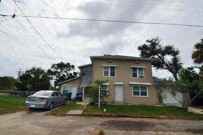 Volusia County Multi Family Home For Sale: 1302/1304 Holly Avenue