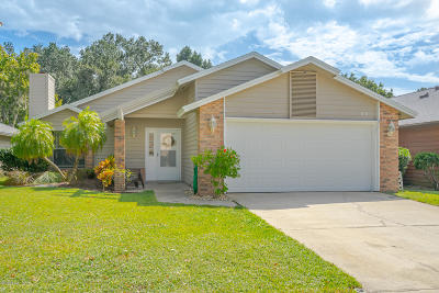 Port Orange Single Family Home For Sale: 918 N Lakewood Terrace