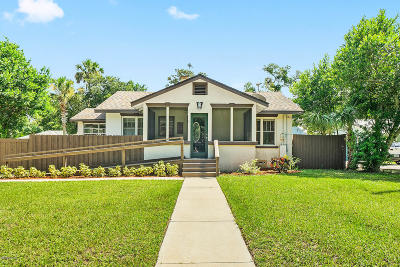 Volusia County Single Family Home For Sale: 70 Dix Avenue