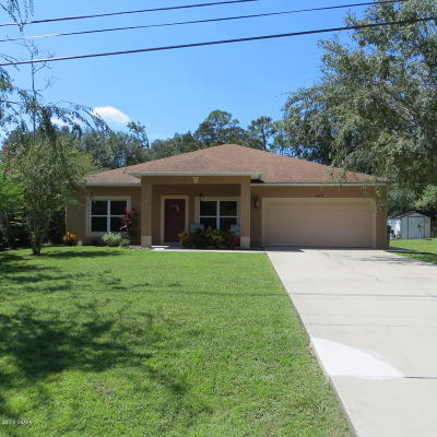 Volusia County Single Family Home For Sale: 1474 Roosevelt Boulevard