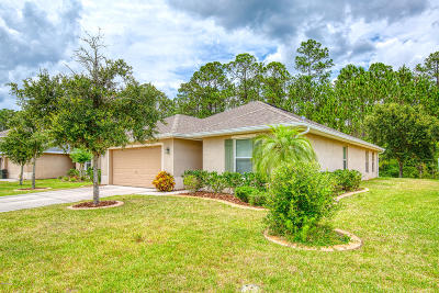 Volusia County Single Family Home For Sale: 59 Pergola Place