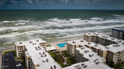 New Smyrna Beach Condo/Townhouse For Sale: 4175 S Atlantic Avenue #407