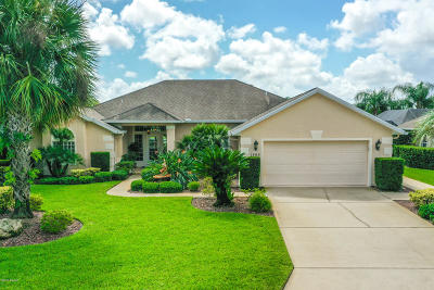 Volusia County Single Family Home For Sale: 1405 Regal Pointe Lane