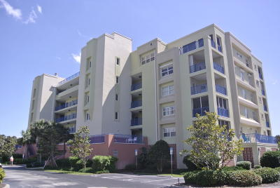 New Smyrna Beach Condo/Townhouse For Sale: 5300 S Atlantic Avenue #6503