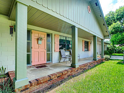 New Smyrna Beach Single Family Home For Sale: 2236 Robin Road