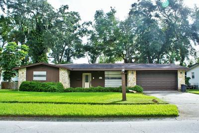 South Daytona Single Family Home For Sale: 2055 Mike Street