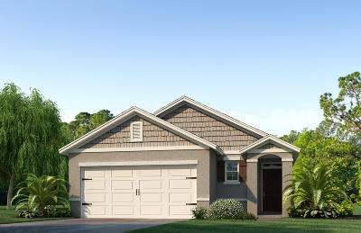 New Smyrna Beach Single Family Home For Sale: 548 Armoyan Way