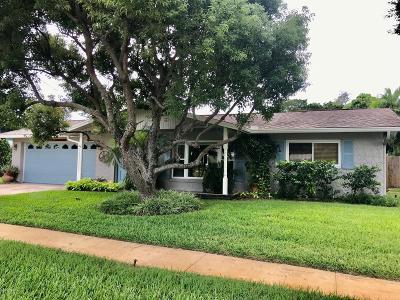 South Daytona Single Family Home For Sale: 2240 Brian Avenue