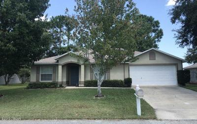 Port Orange Single Family Home For Sale: 1157 Southwinds Drive