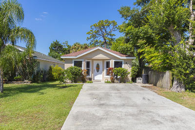 Port Orange Single Family Home For Sale: 5130 Pineland Avenue