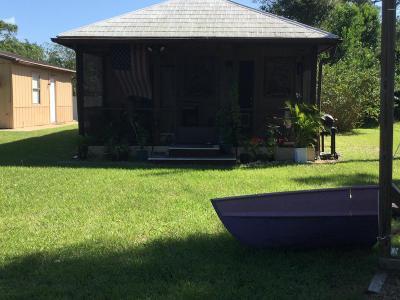 New Smyrna Beach Single Family Home For Sale: 2655 Brookline Avenue