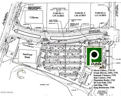 Halifax Plantation Residential Lots & Land For Sale: 3755 Roscommon Drive