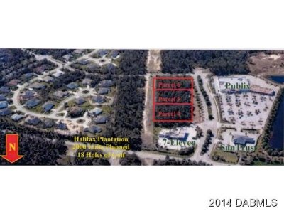 Halifax Plantation Residential Lots & Land For Sale: 3775 Roscommon Drive