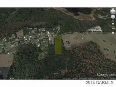Residential Lots & Land Sold: Shaw Lake Rd