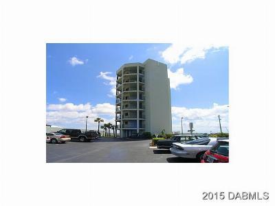 New Smyrna Beach Condo/Townhouse For Sale: 3405 S Atlantic Avenue #0803