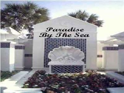 Residential Lots & Land For Sale: C-8 Paradise By The Sea Ct
