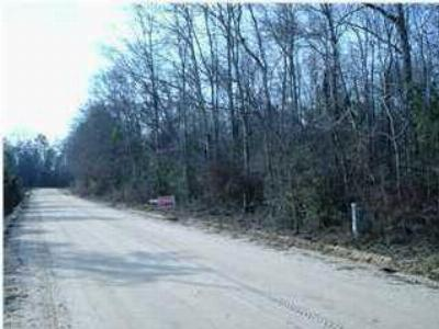 Holmes County Residential Lots & Land For Sale: 1X White Road