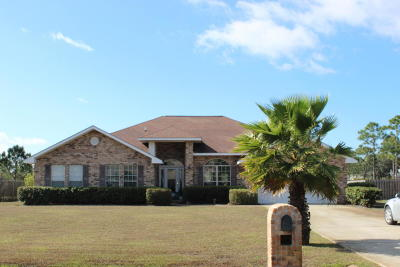 Santa Rosa Beach Single Family Home For Sale: 621 Shipwreck Road