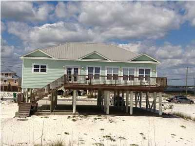 Navarre Beach Residential Single Family Home For Sale: 8057 Gulf Boulevard