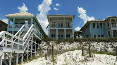 Panama City Beach Single Family Home For Sale: 282 Beachside Drive