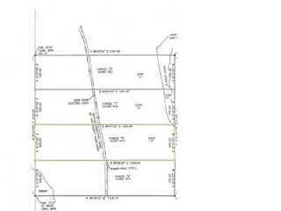 Residential Lots & Land For Sale: PARCEL B Antioch Cemetery Road