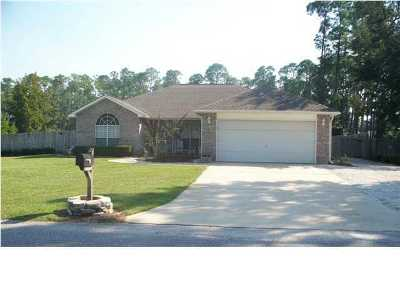 Navarre Single Family Home For Sale: 6825 Avenida De Galvez