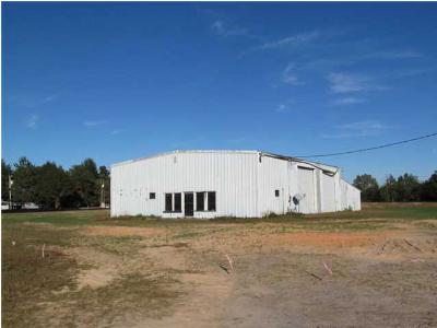 Defuniak Springs Commercial For Sale: 1528 Hwy 83