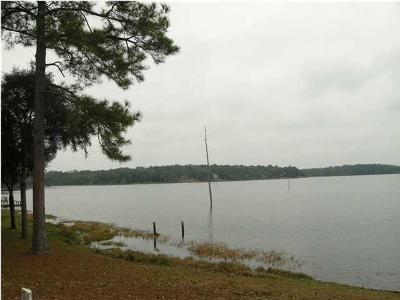 Defuniak Springs Residential Lots & Land For Sale: LOT 37-38 Lake Holley Circle