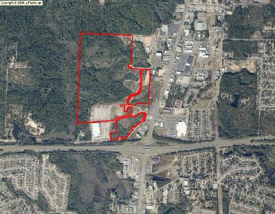 Crestview Commercial For Sale: 1000 Crosson Street