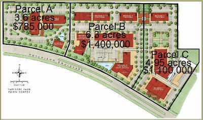 Residential Lots & Land For Sale: 1111 Hutchinson Boulevard #Parcel A