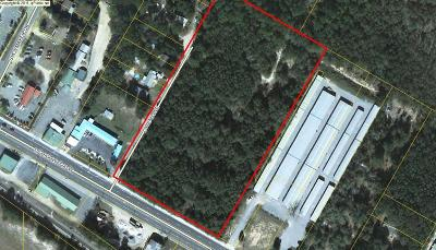 Defuniak Springs Commercial For Sale: 6 ac W U.s. 90