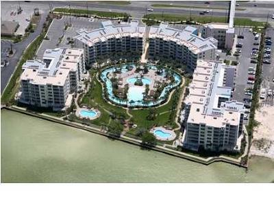 Fort Walton Beach Condo/Townhouse For Sale: 1326 Miracle Strip Parkway #UNIT 301
